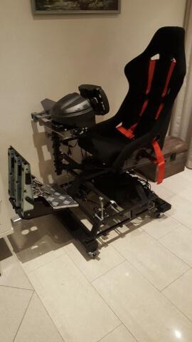 3DOF motion sim