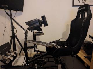 dofreality h3 motion simulator