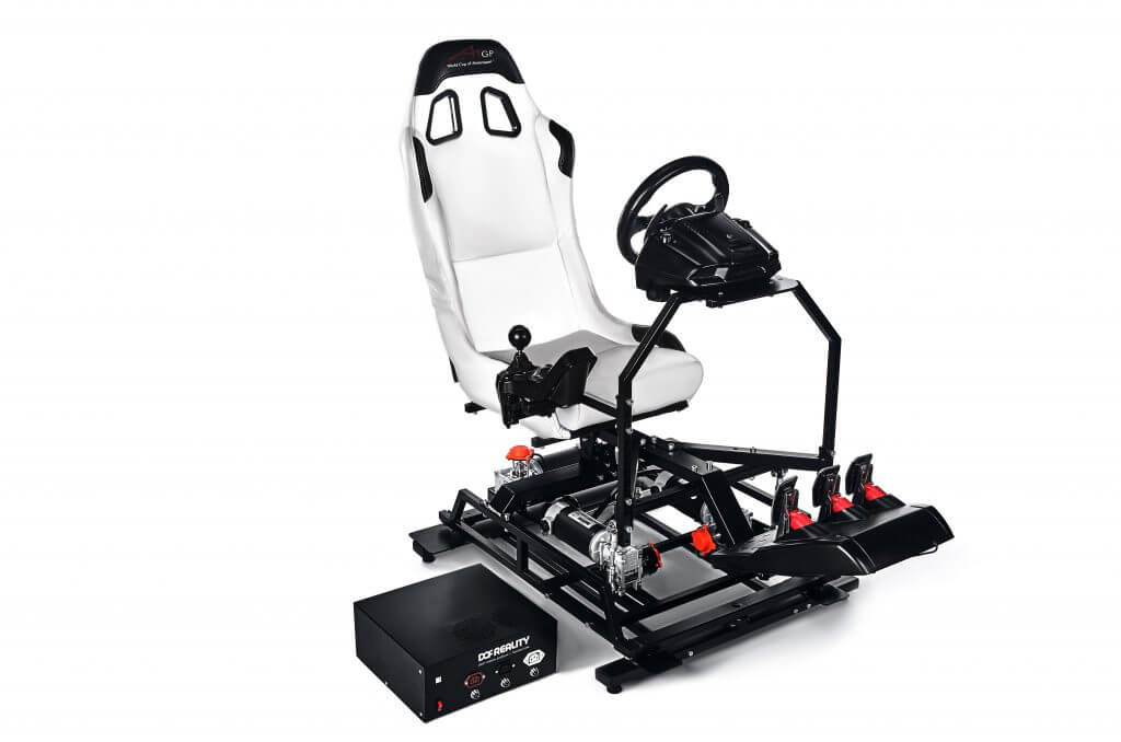 Full Motion Simulator 2 3 6 Axis Platforms For Pc Home