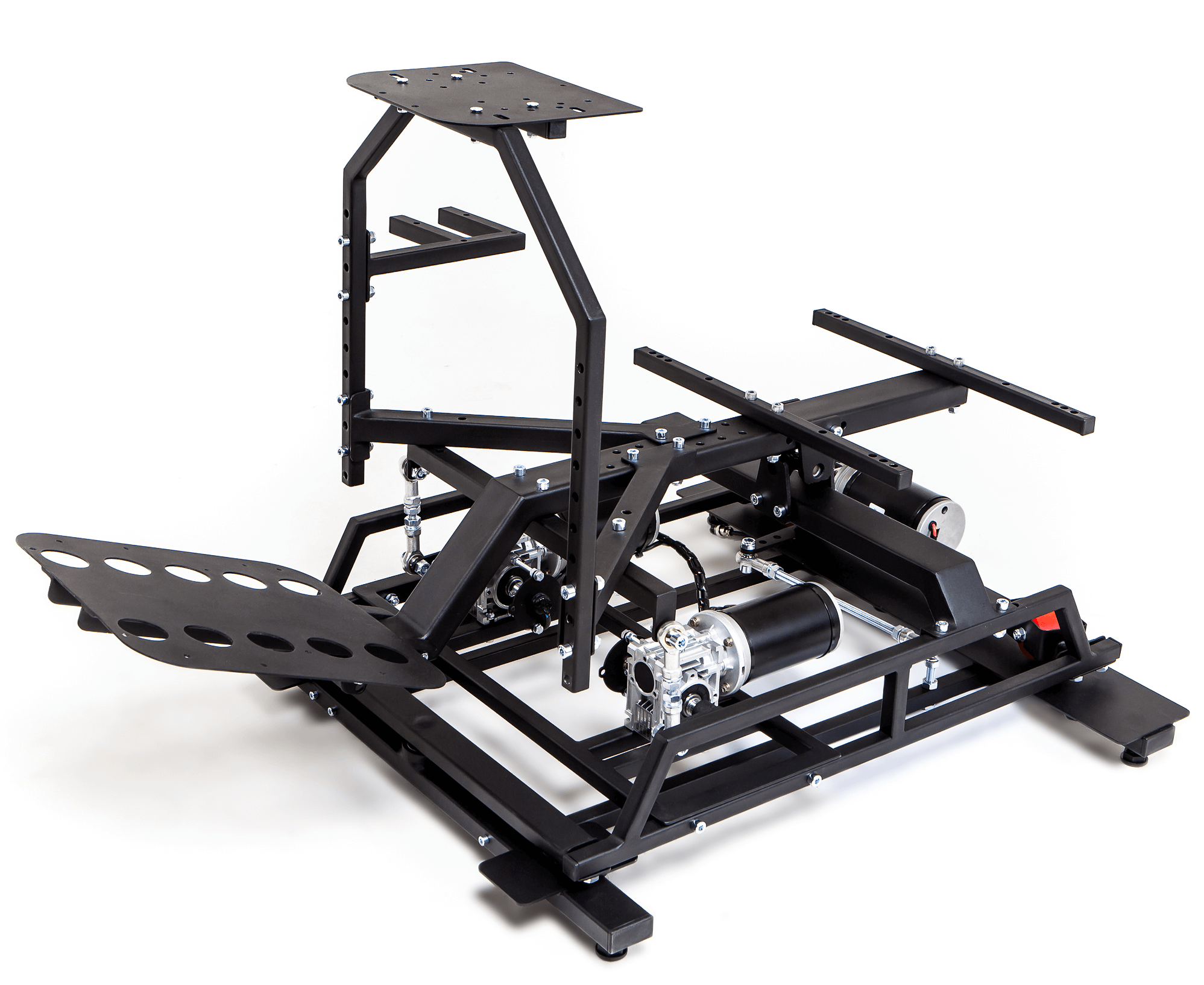 Full Motion Simulator 236 Axis Platforms For Pc Home Flight And Built Diy 3 Dof Movement Cockpit Control Characteristic Value Degrees Of Freedom