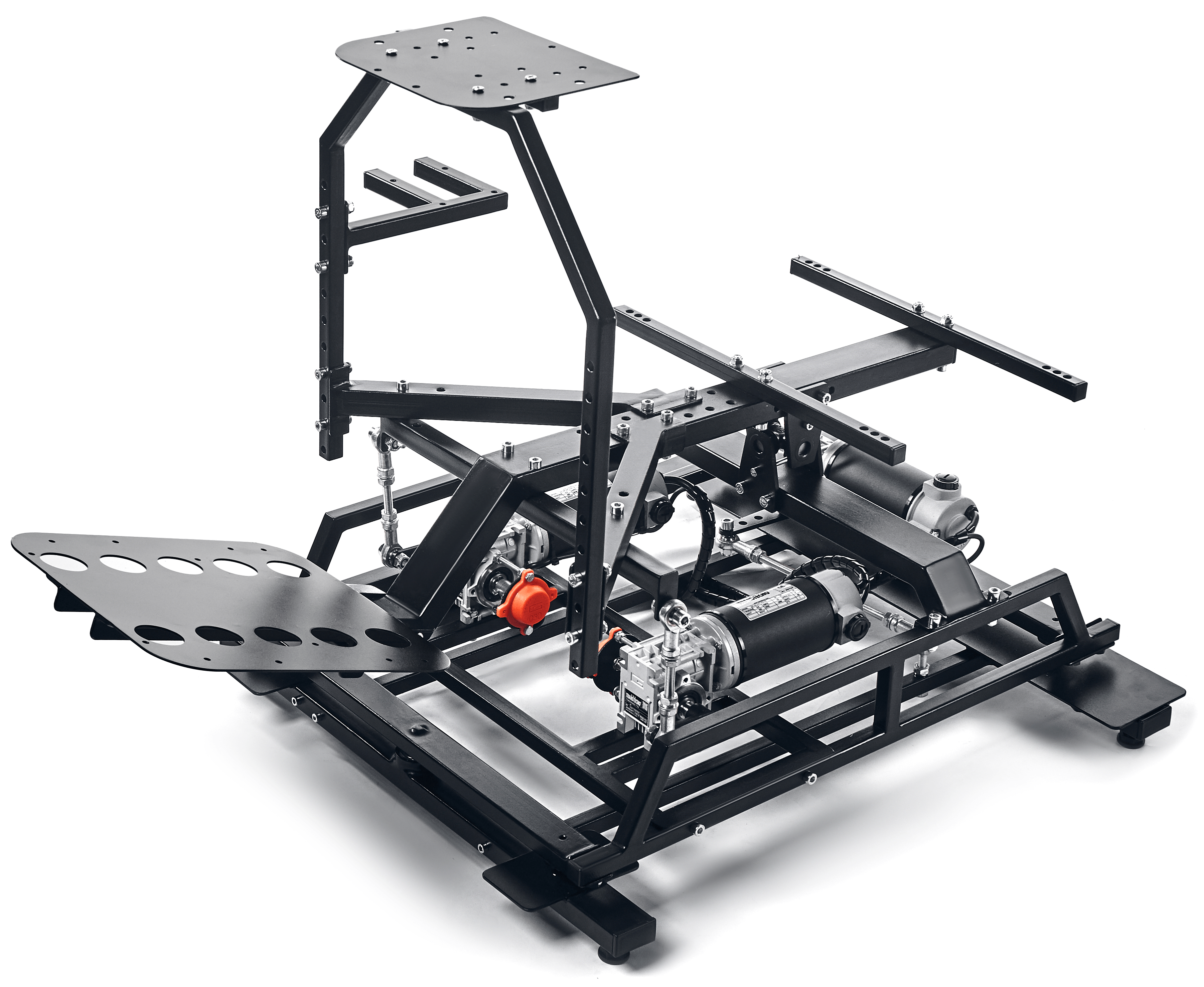 Full Motion Simulator 2,3,6 Axis Platforms for PC home