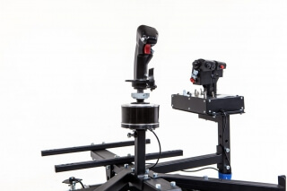 DOF Reality Throttle and Stick mount